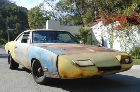 The Original Joe Dirt Movie Car, SOLD by Californiaclassix com!