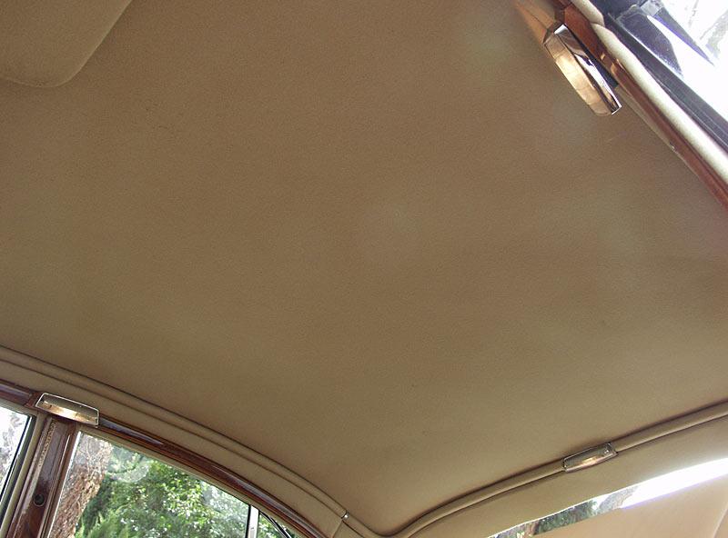 An Exceptional 1965 Jaguar S Type